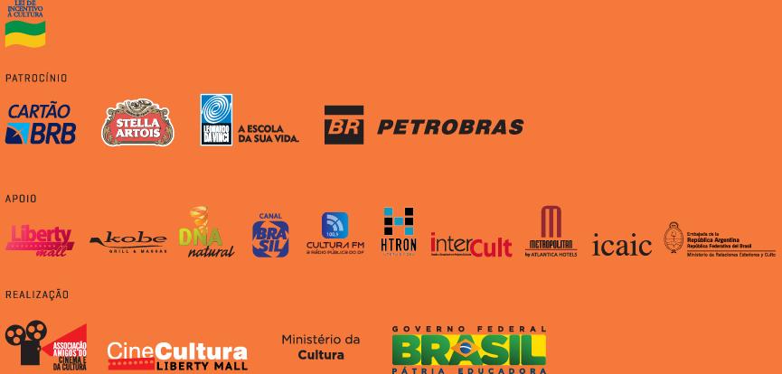 BIFF - Festival Internacional de Cinema de Brasília 2015